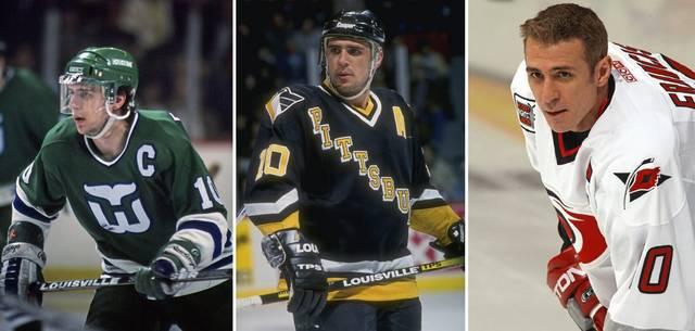 2773430_web1_ptr-Francis-063020 Ron Francis Carolina Hurricanes Hartford Whalers Pittsburgh Penguins Ron Francis Toronto Maple Leafs