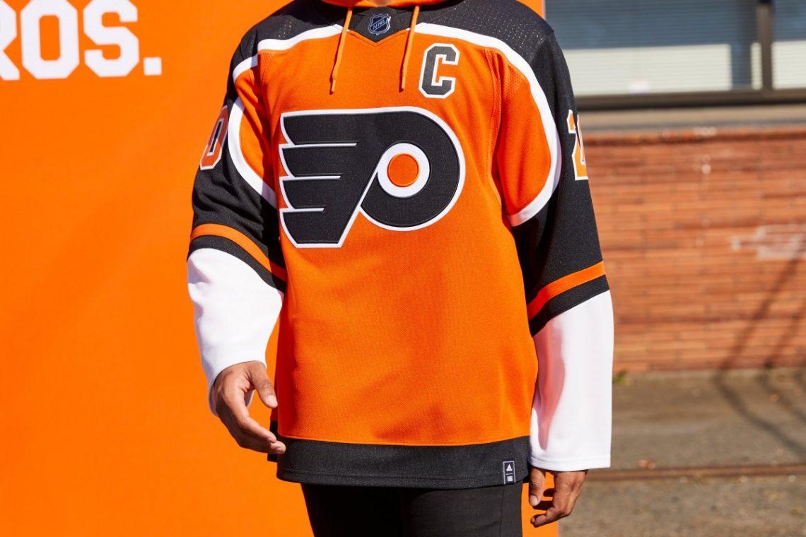 Adidas Reverse Retro Jersey Philadelphia Flyers