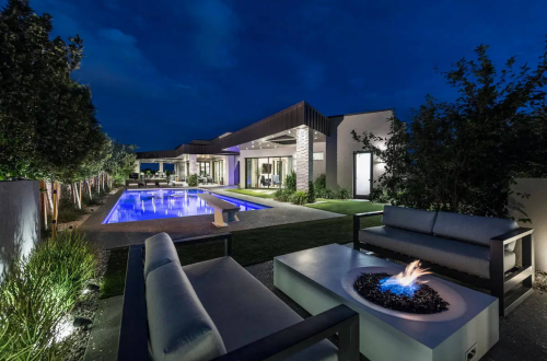 Alex Pietrangelo's $6M Mansion Las Vegas