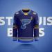 Blues Jersey Concept
