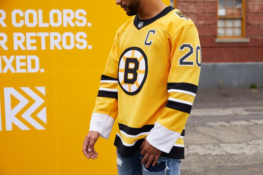 Bruins-Reverse-Retro-Front-1024x683 A Deeper Look into the Adidas Reverse Retro Jersey: Boston Bruins Boston Bruins Reverse Retro Jerseys