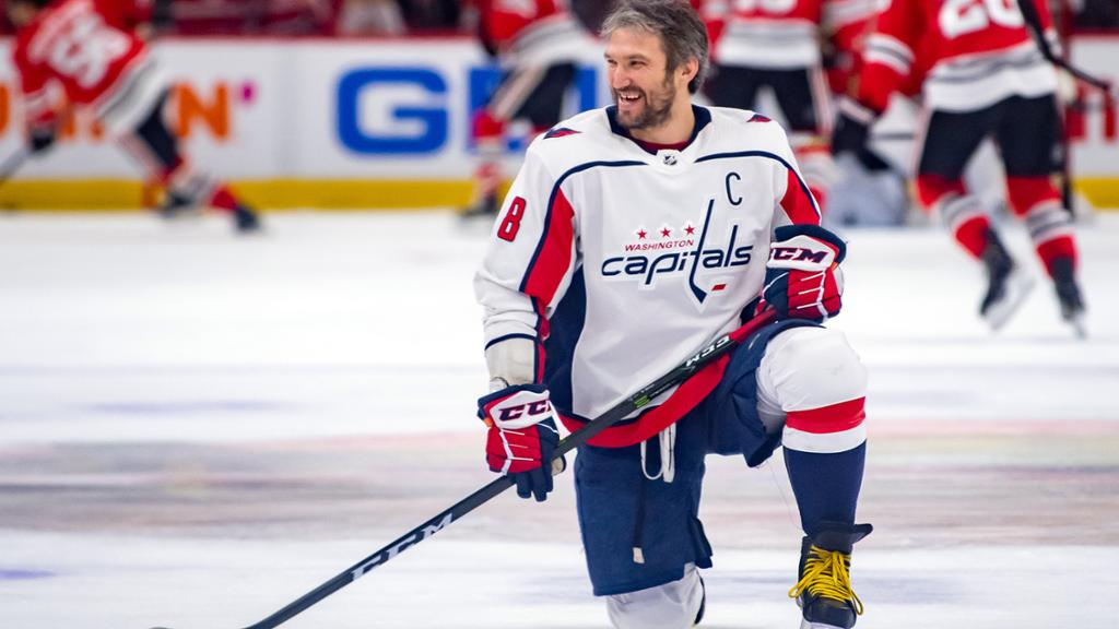Capitals Ovechkin