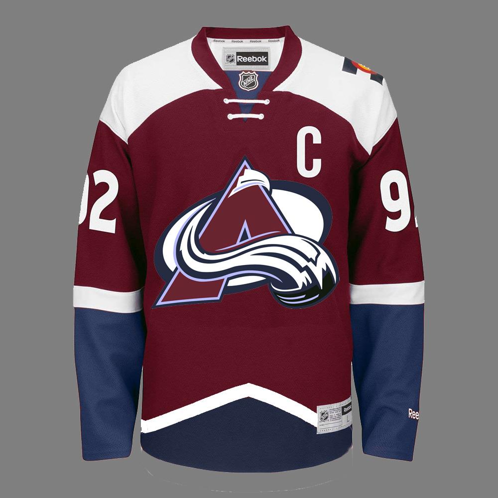 Colorado-Avalanche-Concept-Jersey-1 A Deeper Look into the Adidas Reverse Retro Jersey: Colorado Avalanche Colorado Avalanche Reverse Retro Jerseys