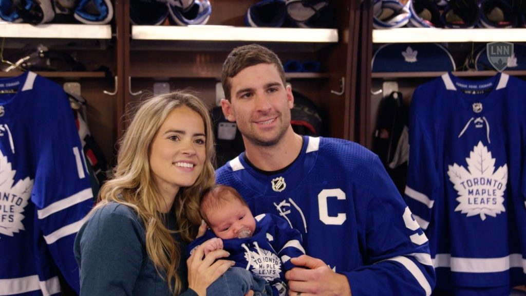 John-Tavares-and-Wife-1024x576 John Tavares New York Islanders Team Canada Toronto Maple Leafs