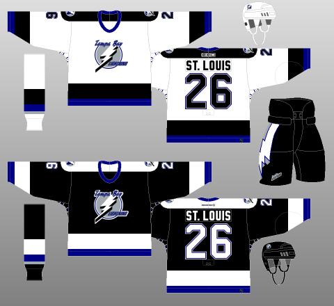 Lightning11 A Deeper Look into the Adidas Reverse Retro Jersey: Tampa Bay Lightning Reverse Retro Jerseys Tampa Bay Lightning