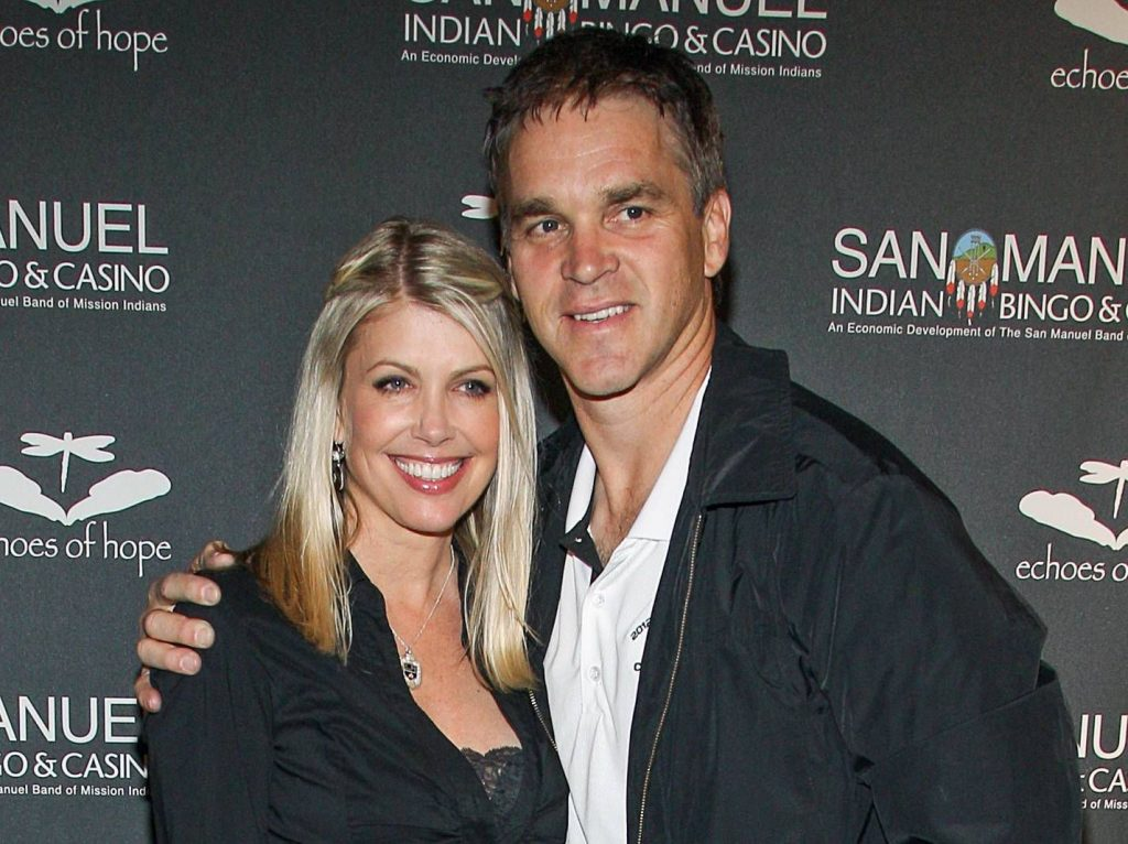 Luc-Robitaille-Wife-1024x766 Luc Robitaille Detroit Red Wings Los Angeles Kings New York Rangers Pittsburgh Penguins