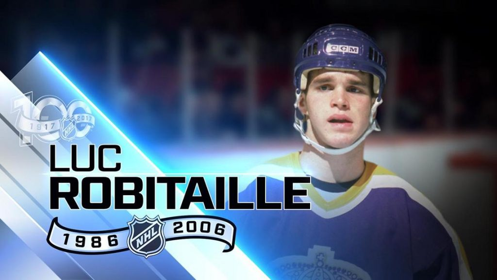Luc-Robitaille-top-100-1024x577 Luc Robitaille Detroit Red Wings Los Angeles Kings New York Rangers Pittsburgh Penguins