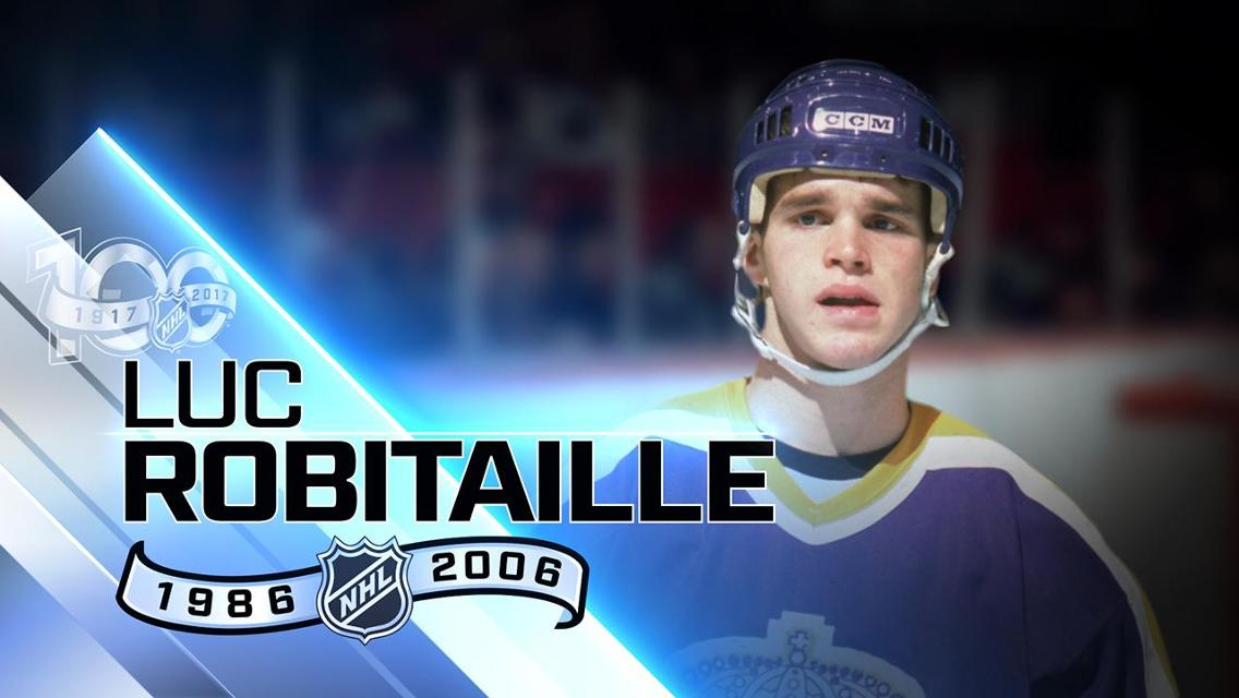 Luc Robitaille Top 100