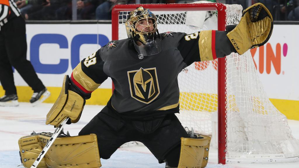 Marc-Andre-Fleury-Knights-Save Never Forget: Marc-Andre Fleury's insane save to take down Mike Babcock for the Leafs Marc-Andre Fleury Vegas Golden Knights