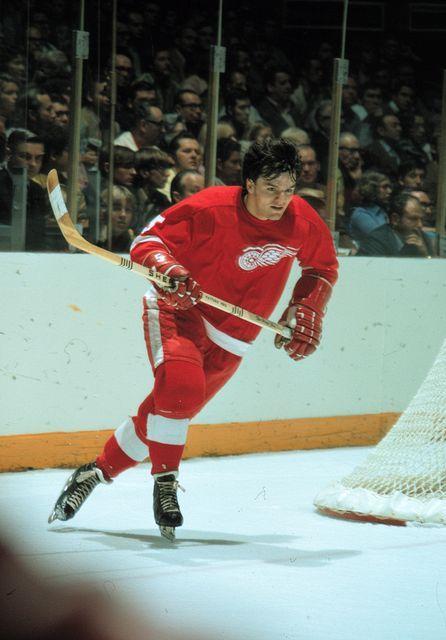 Marcel-Dionne-Red-Wings Marcel Dionne Detroit Red Wings Los Angeles Kings Marcel Dionne New York Rangers