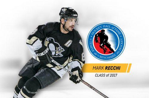 Mark Recchi Hhof