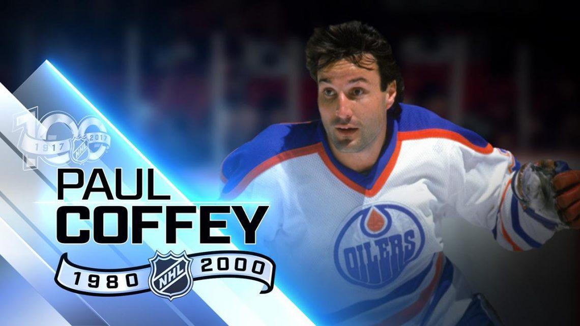 Paul Coffey HHOF