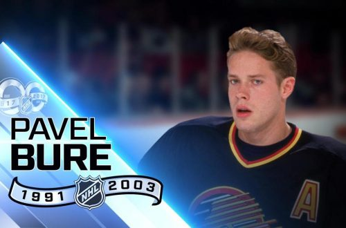 Pavel Bure Top 100
