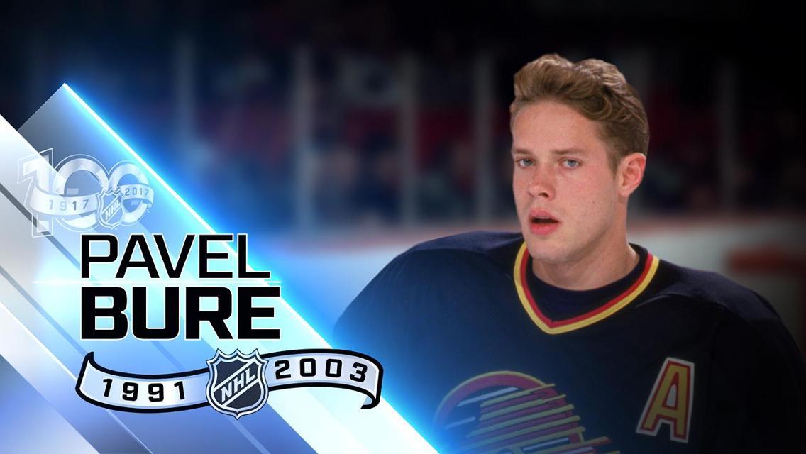 Pavel Bure Top 100