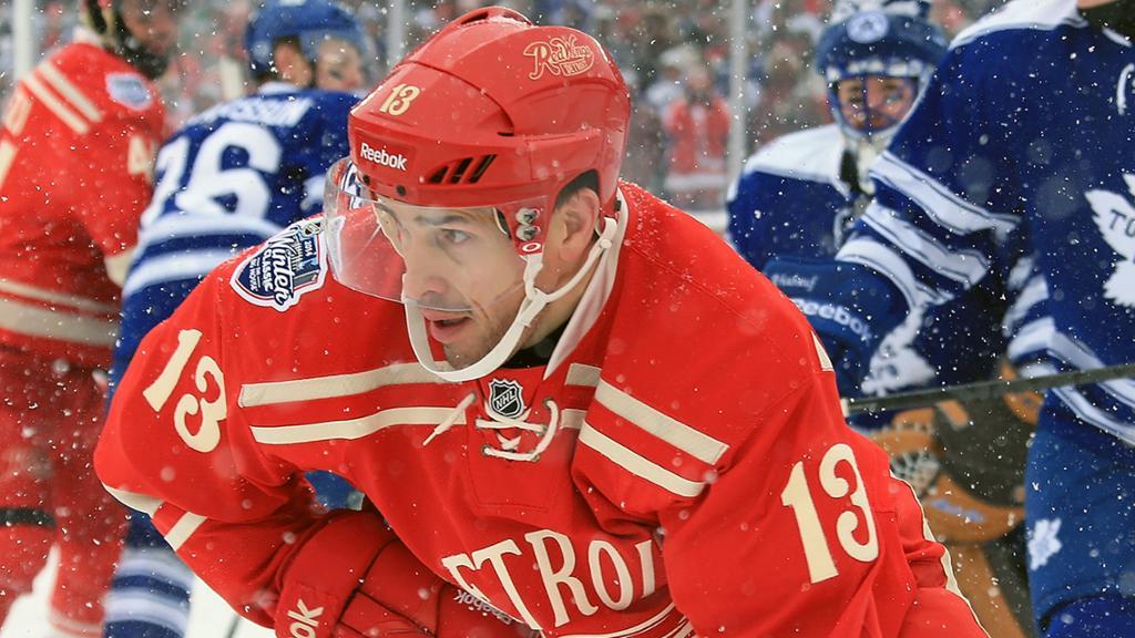 Pavel-Datsyuk-7 Pavel Datsyuk Detroit Red Wings Pavel Datsyuk