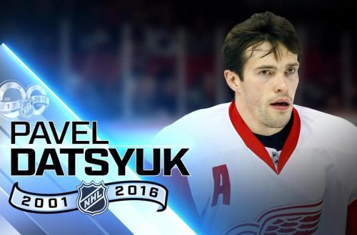 Pavel Datsyuk Top 100