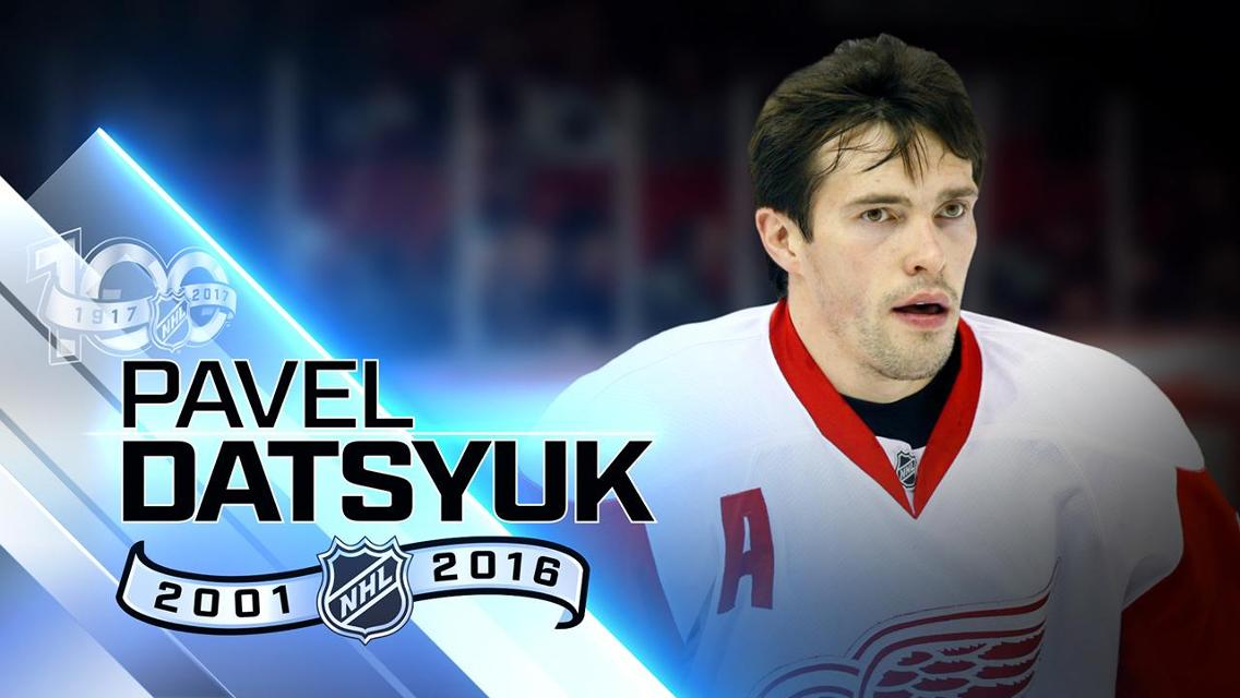 Pavel Datsyuk Top 100