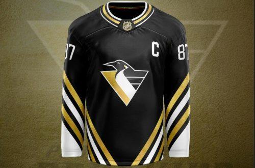 Penguins Jersey Concept