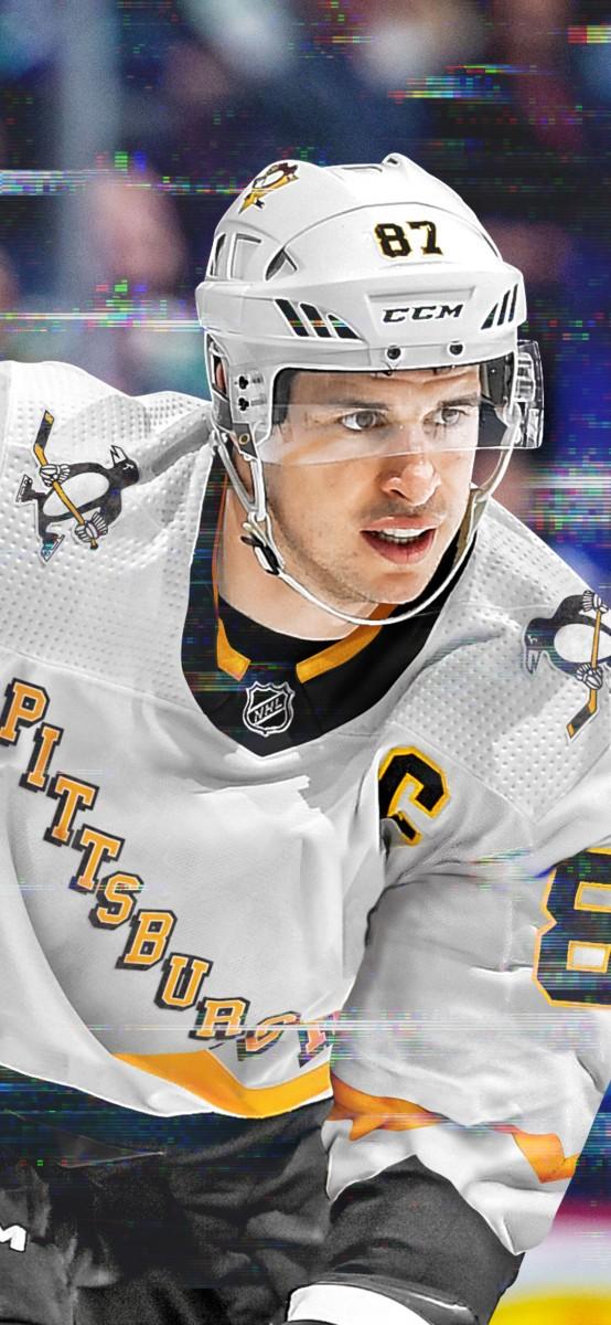 Pittsburgh Penguins Reverse Retro Adidas 2
