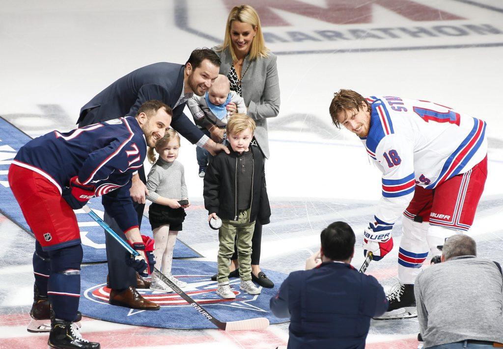 Rick-Nash-Puck-Drop-1024x712 Rick Nash Boston Bruins Columbus Blue Jackets New York Rangers Rick Nash