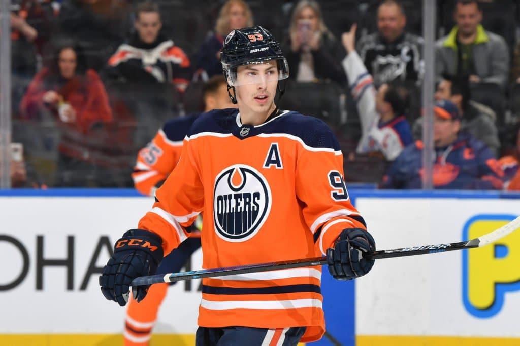 Ryan-Nugent-Hopkins-4 Ryan Nugent-Hopkins Edmonton Oilers Ryan Nugent-Hopkins