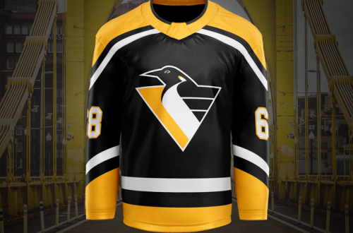 Penguins Jersey