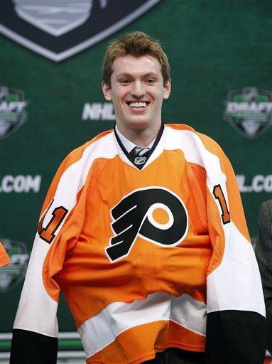 Sean-Couturier-Draft Sean Couturier Philadelphia Flyers Sean Couturier
