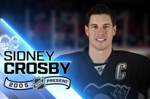 Sidney Crosby Top 100