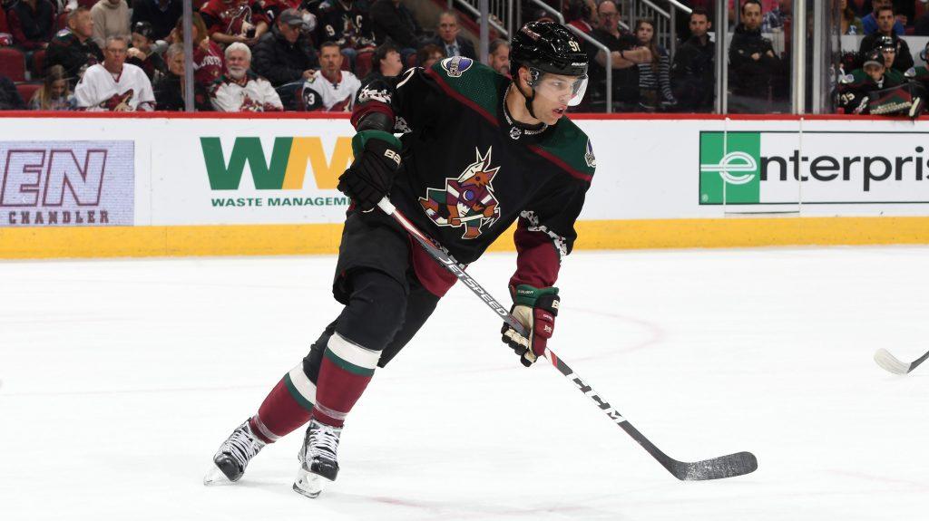 Taylor-Hall-Coyotes-1024x575 Taylor Hall Arizona Coyotes Buffalo Sabres Edmonton Oilers New Jersey Devils