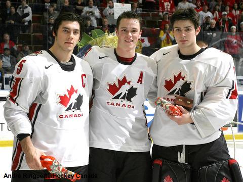 WORLD-JUNIOR-HOCKEY-CHAMPIONSHIPS2005-6 Kris Letang Pittsburgh Penguins