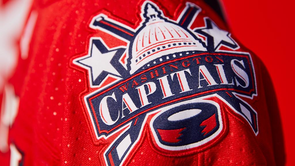 Washington-Capitals-Adidas-Reverse-Retro-Jersey-Shoulder A Deeper Look into the Adidas Reverse Retro Jersey: Washington Capitals Reverse Retro Jerseys Washington Capitals
