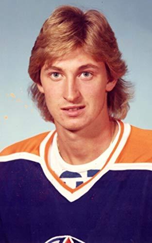 Wayne-Gretzky-Oilers-Headshot Wayne Gretzky Edmonton Oilers Los Angeles Kings New York Rangers Team Canada Wayne Gretzky