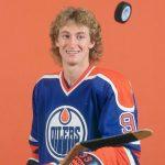Wayne-Gretzky-Oilers-Puck-150x150 Wayne Gretzky Edmonton Oilers Los Angeles Kings New York Rangers Team Canada Wayne Gretzky