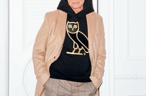 Wayne Gretzky In OVO By Drake