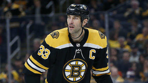 Zdeno-Chara-Tall Zdeno Chara Boston Bruins Zdeno Chara