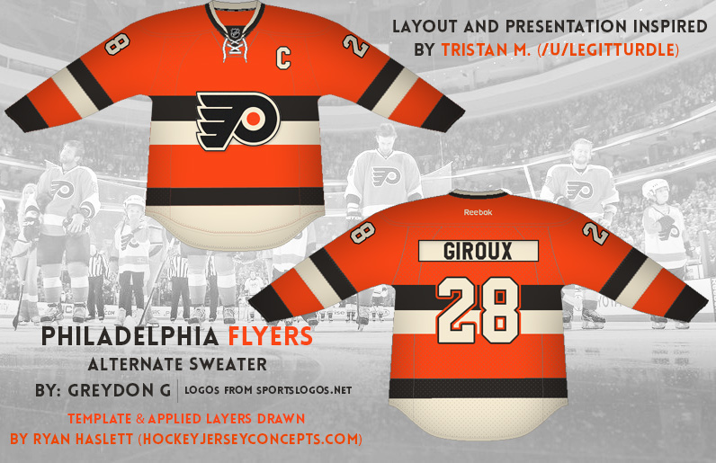 fIsMzTD A Deeper Look into the Adidas Reverse Retro Jersey: Philadelphia Flyers Philadelphia Flyers Reverse Retro Jerseys