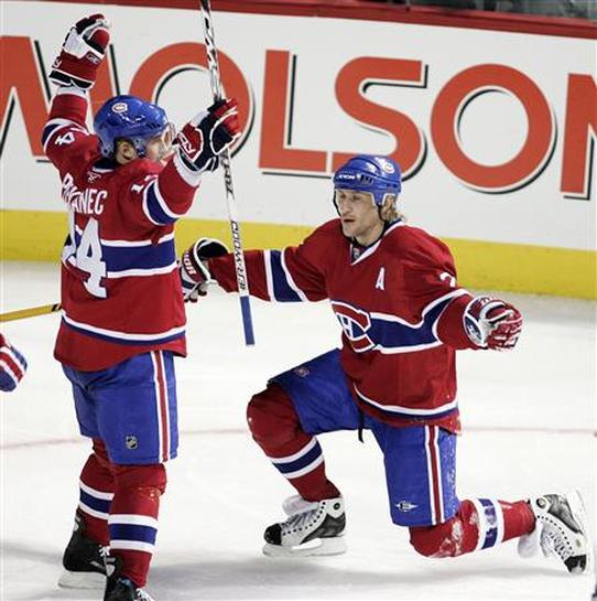 s1.reutersmedia.net_ Anyone want to see the greatest Habs comeback ever? Down 5-0, win 6-5 in a SO - 2.19.08 Montreal Canadiens New York Rangers
