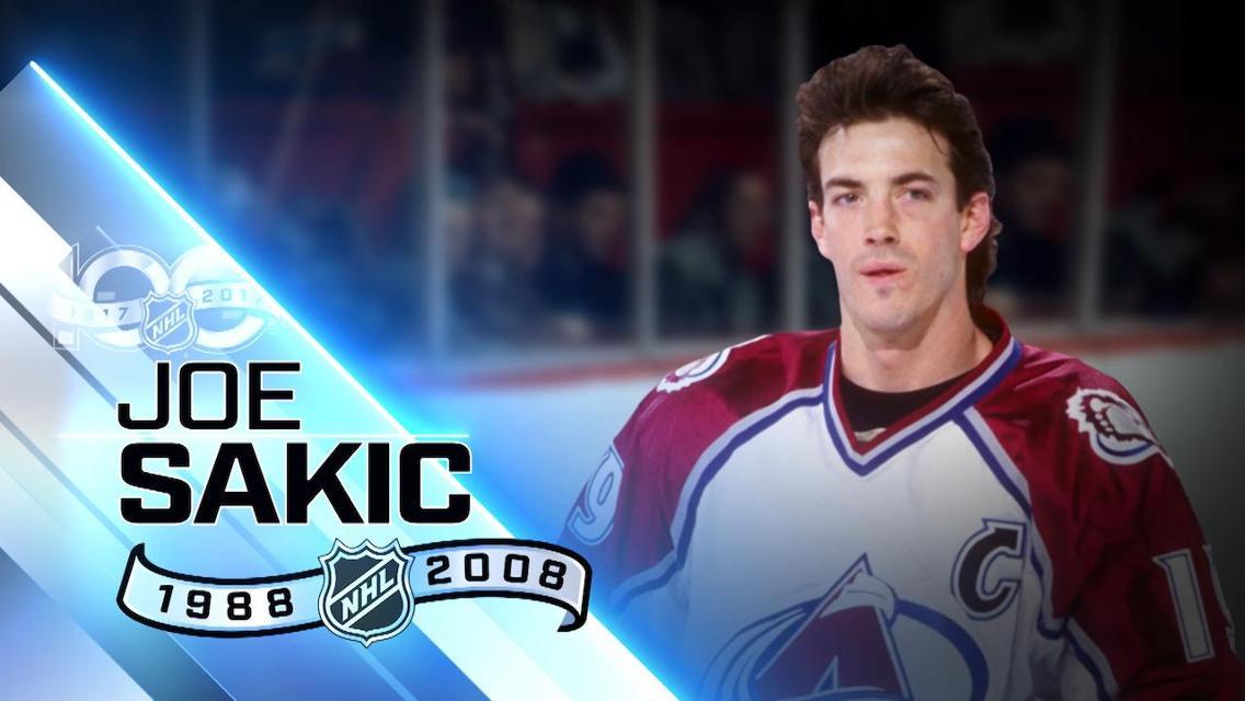 Sakic Top 100
