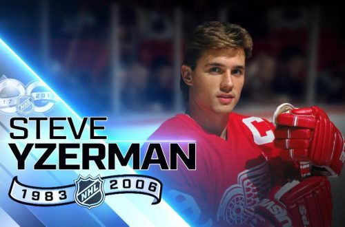 Yzerman Top 100