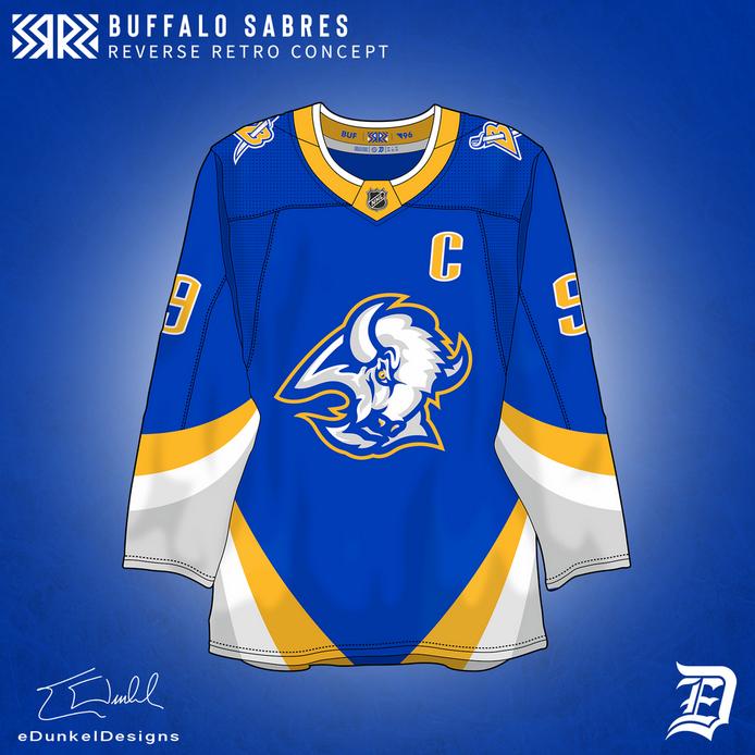 A-gorgeous-Buffalo-Sabres-Reverse-Retro-Jersey-Concept A gorgeous Buffalo Sabres Reverse Retro Jersey Concept Buffalo Sabres Jersey Concepts