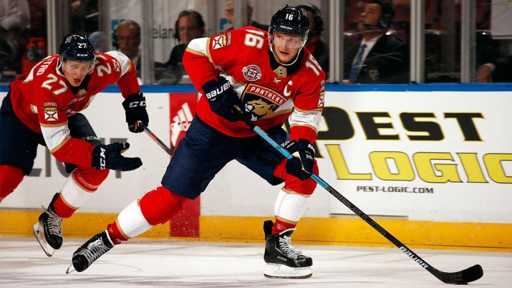 Aleksander-Barkov-Florida-Panthers-8-1024x576 Top 5 plays from 2019-2020: Aleksander Barkov Aleksander Barkov Florida Panthers