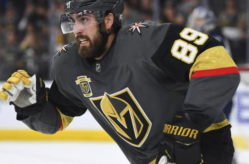 Alex Tuch Vegas Golden Knighs 8