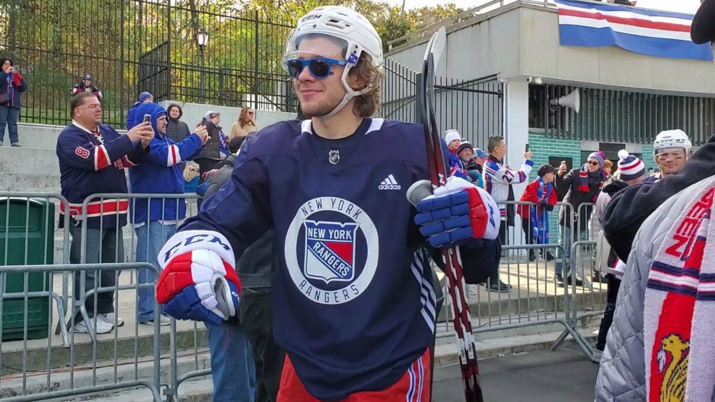 Artemi-Panarin-Rangers-Outdoors-1024x576 Top 10 plays from 2019-2020: Artemi Panarin Artemi Panarin New York Rangers NHL