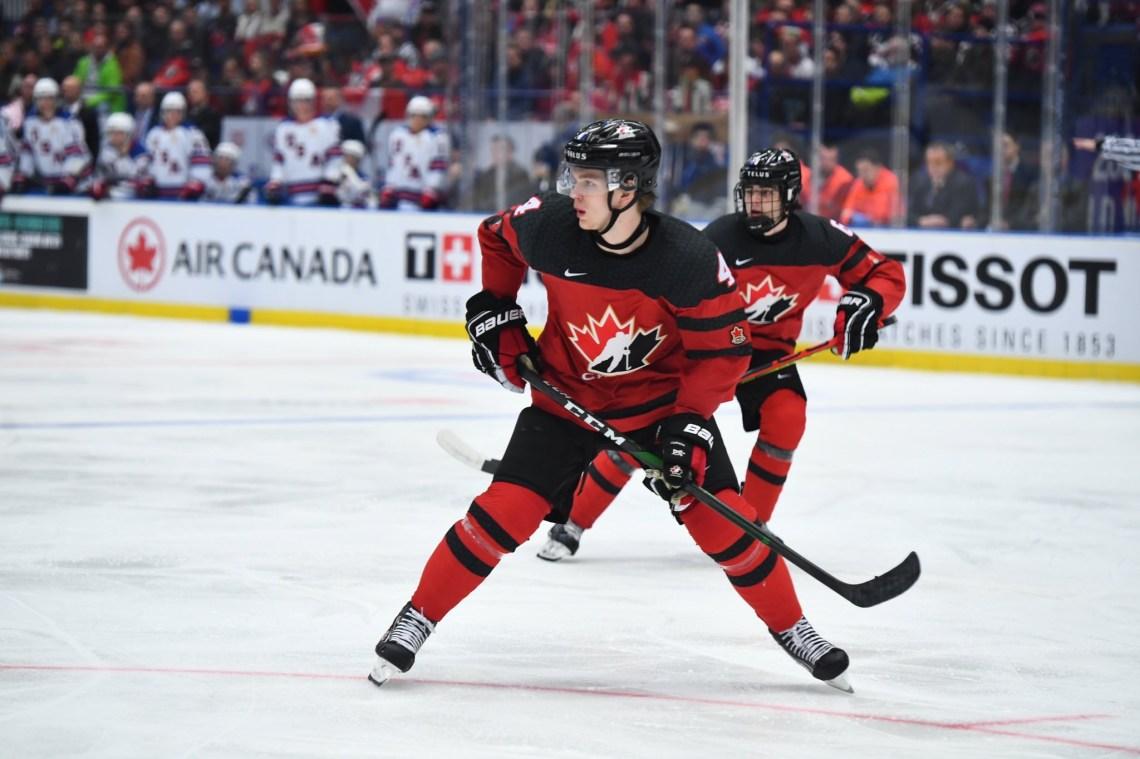 Bowan Byram Team Canada