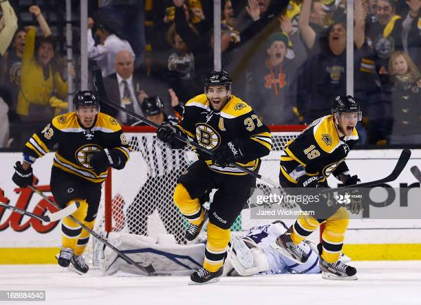 Brad-Marchand-Boston-Bruins-Leafs-Collapse Top 10 plays from 2019-2020: Brad Marchand Boston Bruins Brad Marchand NHL