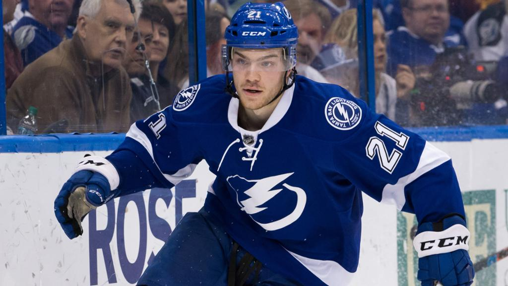 Brayden Point Tampa Bay Lightning 1
