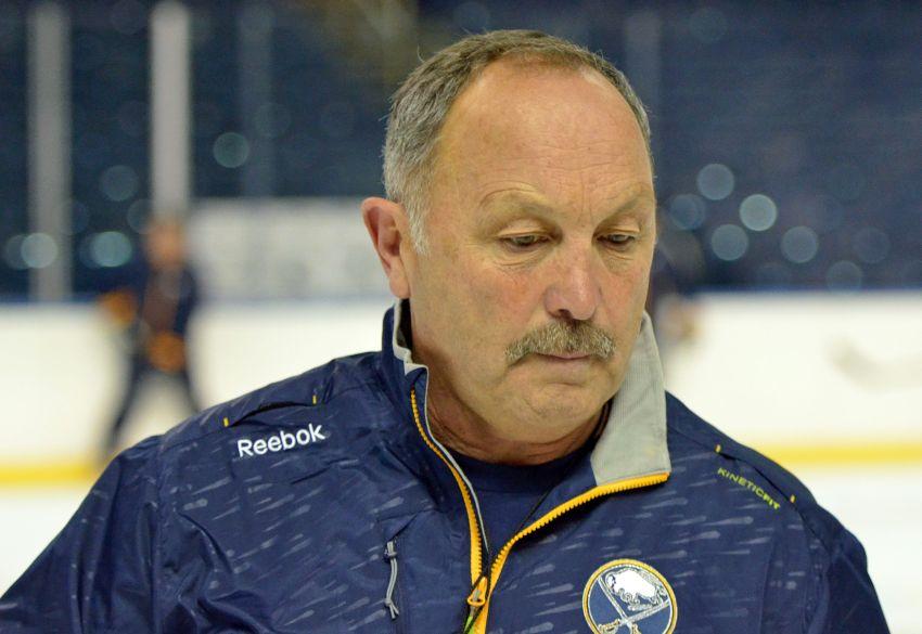 Bryan-Trottier-Sabres Bryan Trottier Bryan Trottier New York Islanders Pittsburgh Penguins