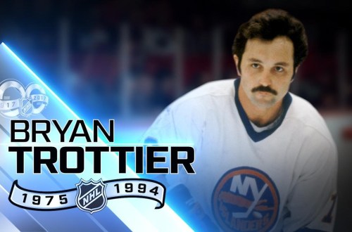 Bryan Trottier Top 100