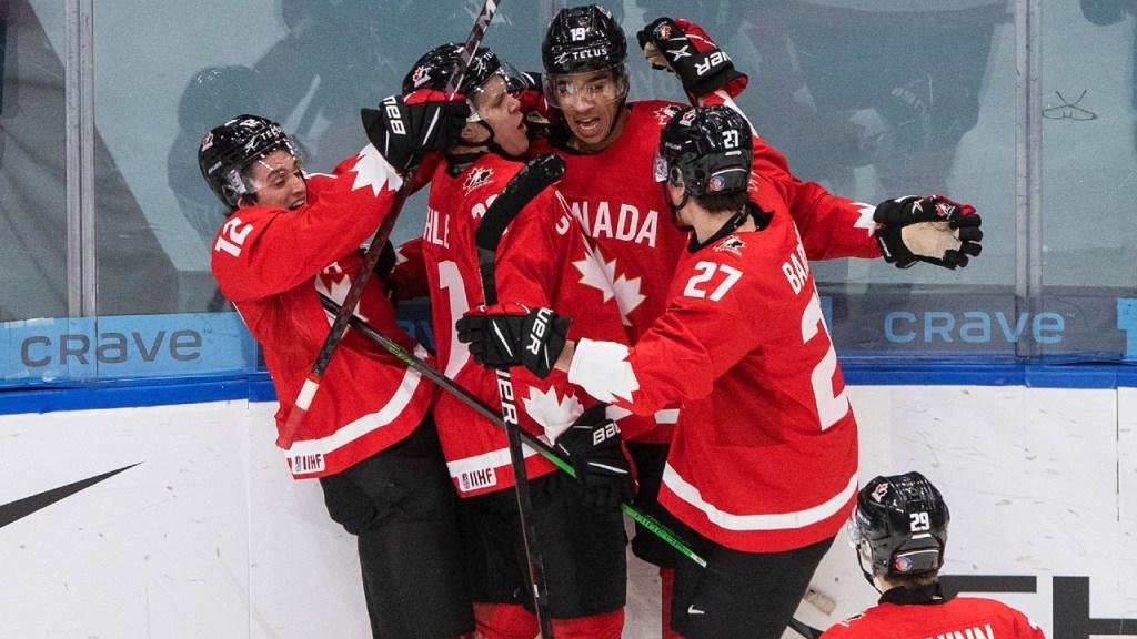 Canada-WJC-Germany-1024x576 2021 World Junior Championships: Canada - Germany Highlights 12.26.20 2021 World Junior Championships Team Canada Team Germany