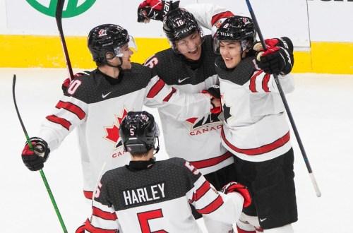 Canada WJC Slovakia